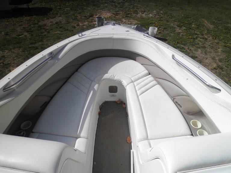 Cobalt Boat - Before